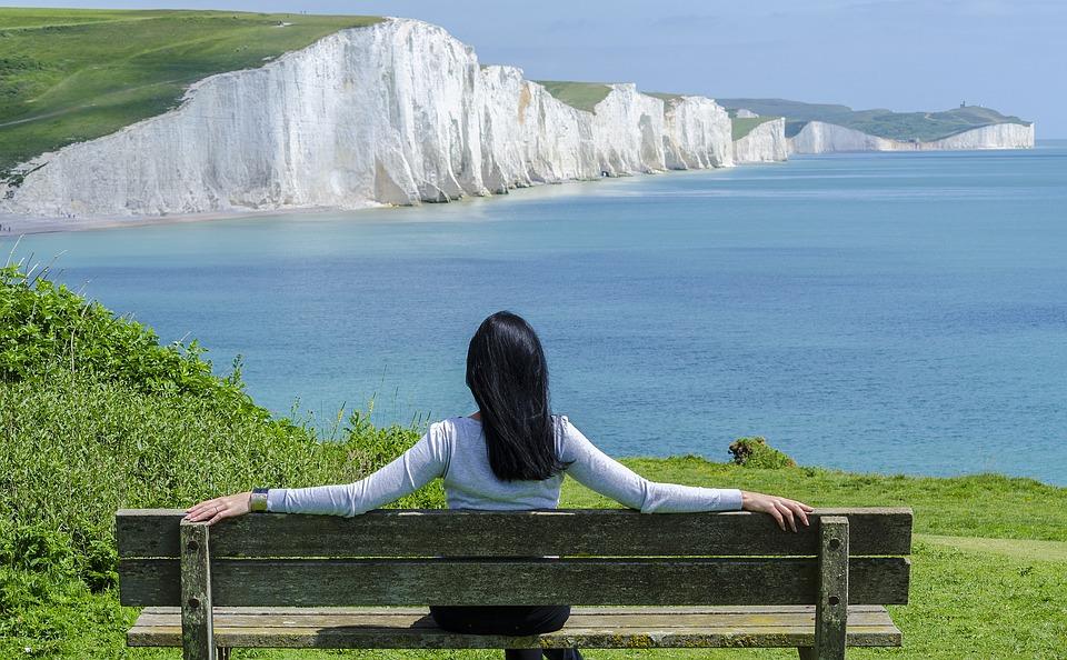 Nerivill1, Ocean, Women, Sea, Summer, Beach, Woman