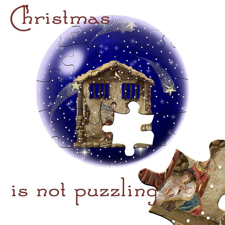 Christliche Bilder Weihnachten.Christliche Weihnachten Krippe Kostenloses Bild Auf Pixabay