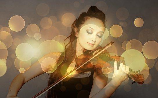 Violin, Artist, Solistin, Instrument