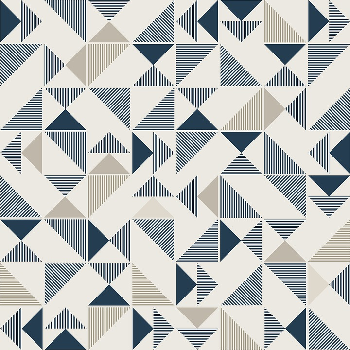 geometric triangle modern free image on pixabay