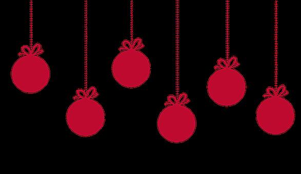 Joyeuses f tes images gratuites sur pixabay - Weihnachtskugeln transparent ...