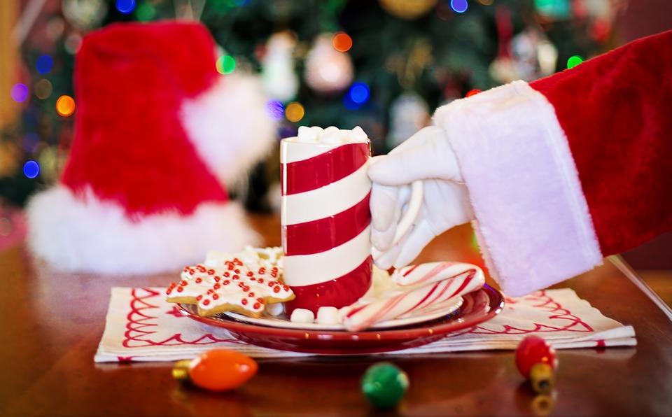 Ramię Mikołaj, Gorąca Czekolada, Kakao
