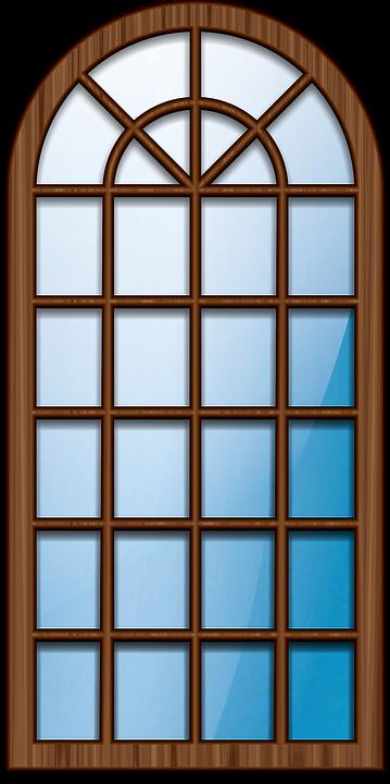 Ilustraci n gratis ventana madera panel imagen gratis for Picture window design layout