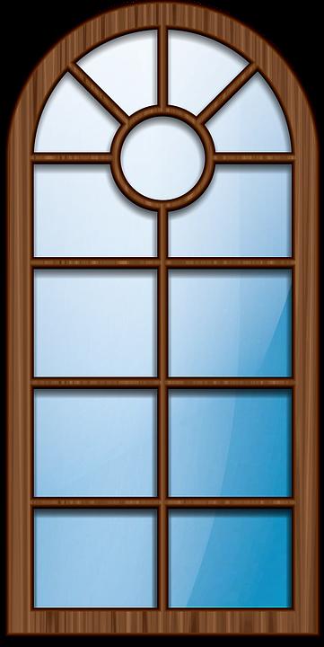 무료 일러스트: 창, 나무, 아키텍처, 프레임, 유리, 빌딩 및 건설 ...