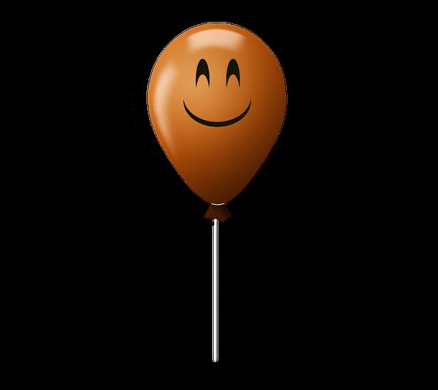 Воздушный шарик смешной картинки