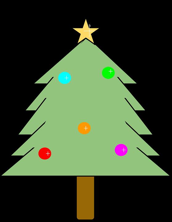 Pino Navidad Imágenes · Gráficos vectoriales gratis en Pixabay