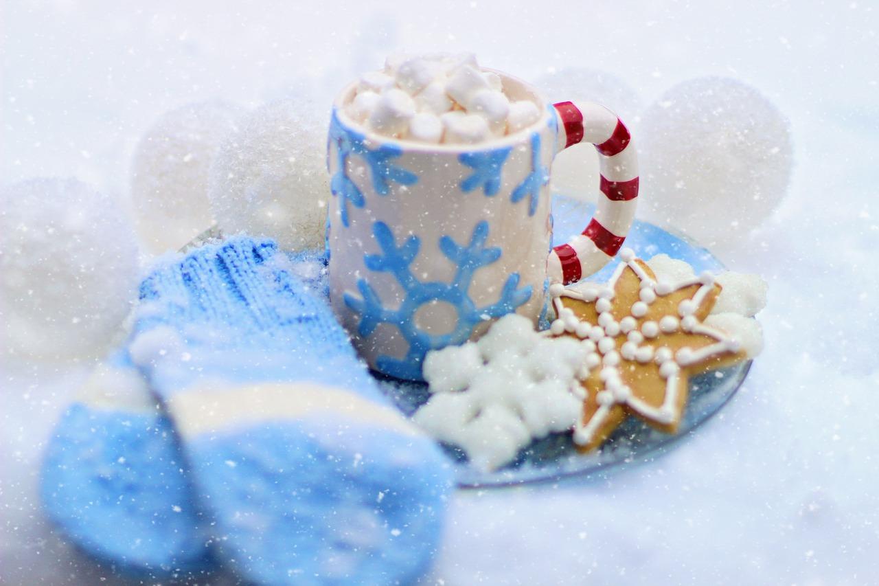 доброго снежного утра картинка этом