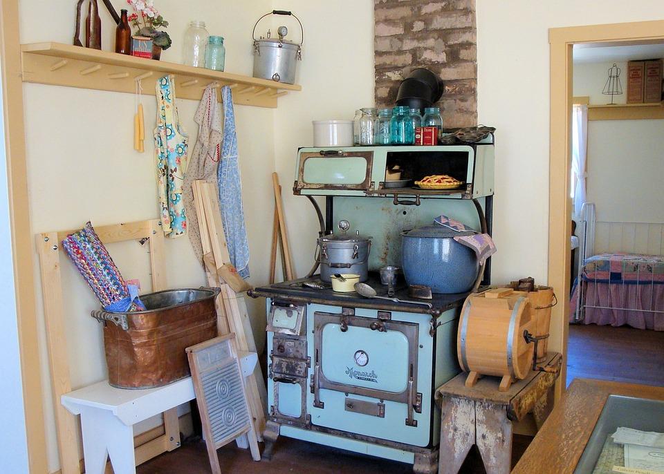 cocina retro vintage estados unidos