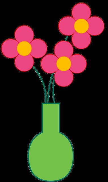 free illustration flowers vase arrangement flower. Black Bedroom Furniture Sets. Home Design Ideas
