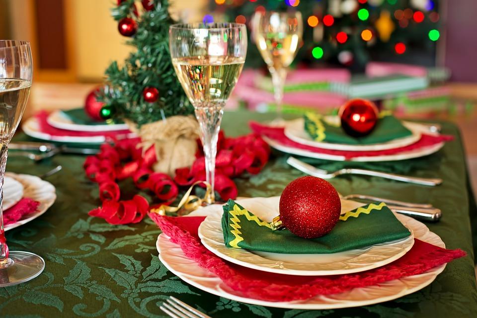 Tavola Di Natale, Cena Di Natale