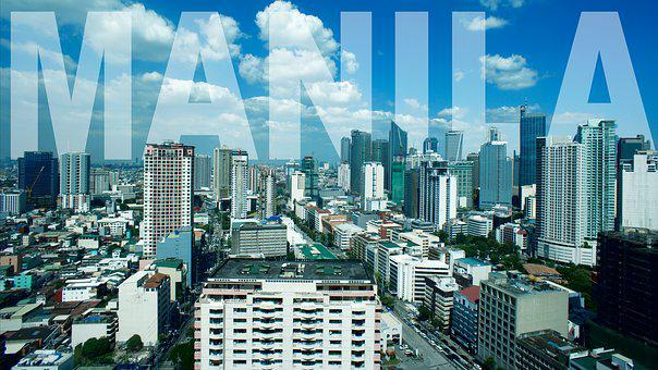 City Beckoned Philippines The Word Name La