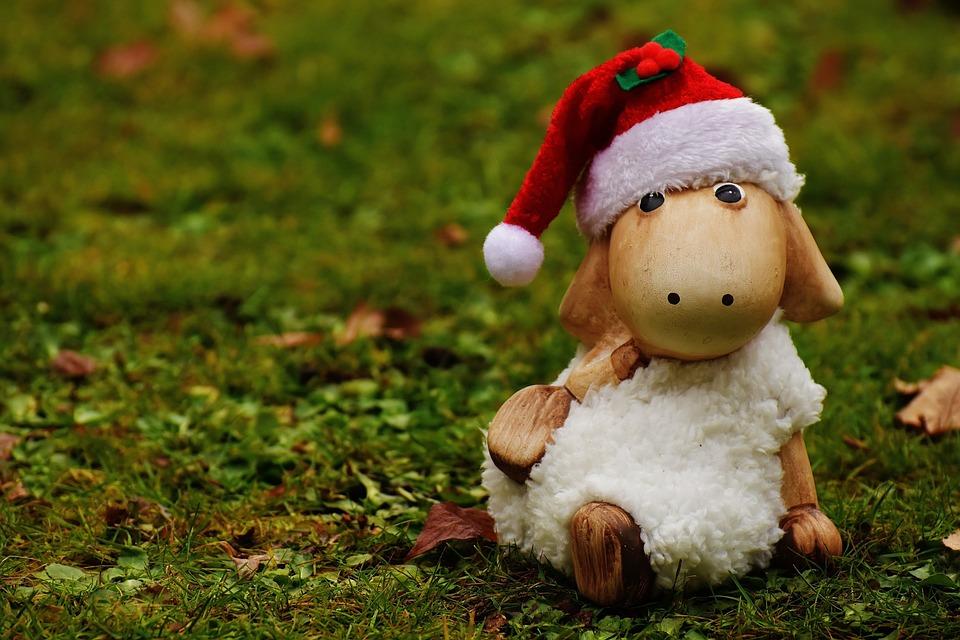 Weihnachten Schaf Deko · Kostenloses Foto auf Pixabay