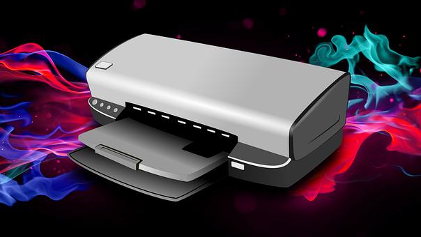 Printer, Scanner, Fax Machine
