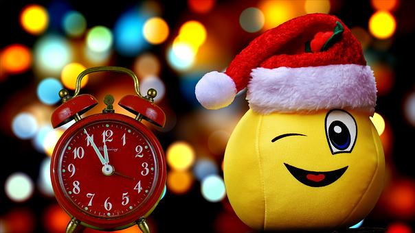 Noël, Smiley, Dernière Minute, Cadeaux