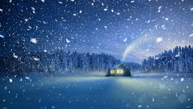 kostenlose illustration snow m rchen weihnachten wald. Black Bedroom Furniture Sets. Home Design Ideas