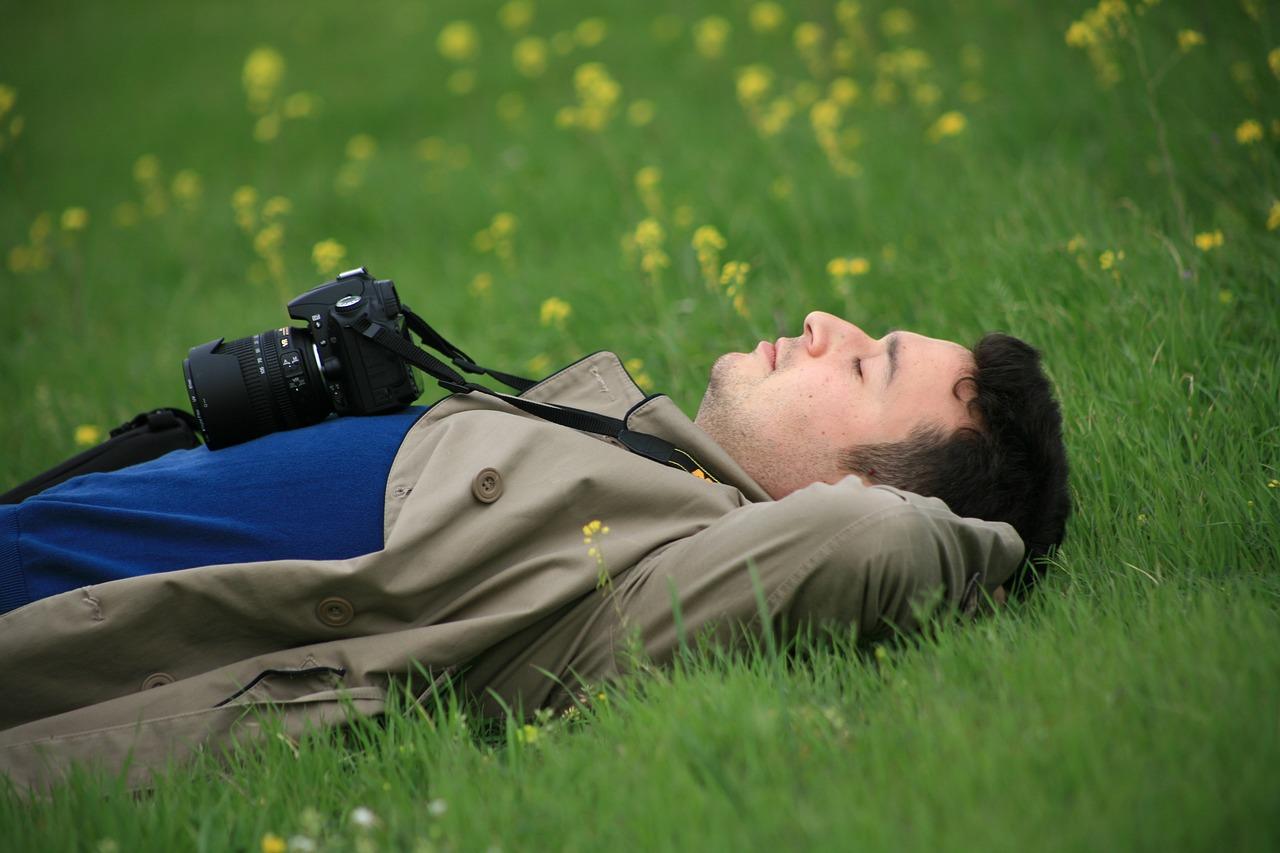 Сон на природе картинки