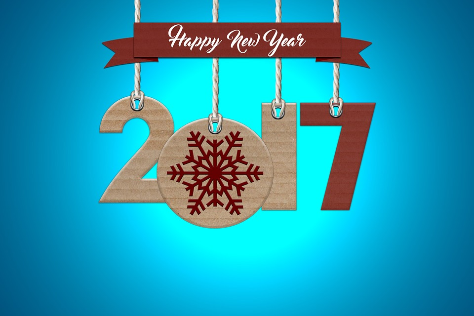 Happy New Year, 2017