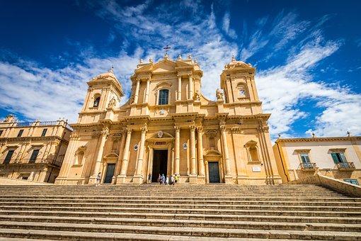 Cattedrale, Noto, Sicilia, Barocco