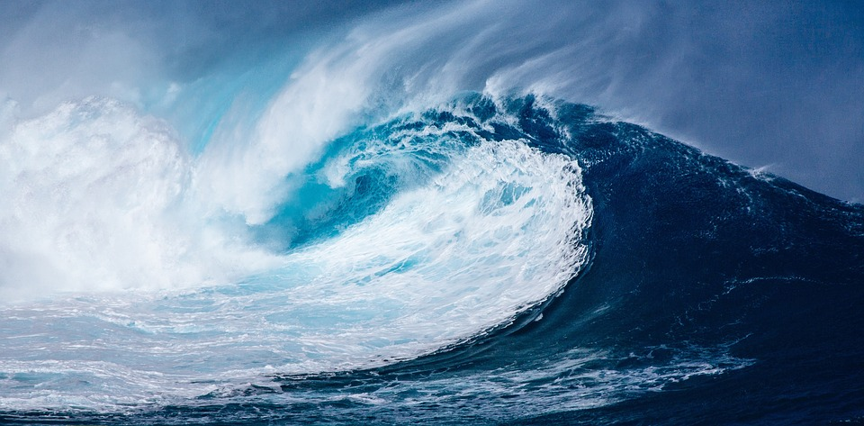 Wave Atlantic Pacific · Free photo on Pixabay Pacific Ocean Waves