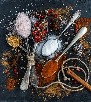 Spices, Cinnamon Sticks, Odor, Aroma