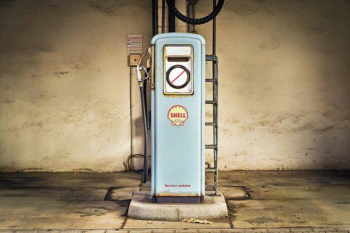 Gas Pump, Petrol Stations, Petrol, Gas