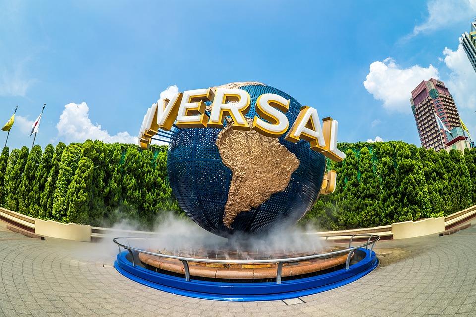 Usj, Univerzální, Universal Studios Japan, Země