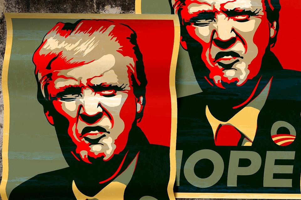 Republikanerne, med Donald Trump i spissen, er ett av to politiske partier i USA.