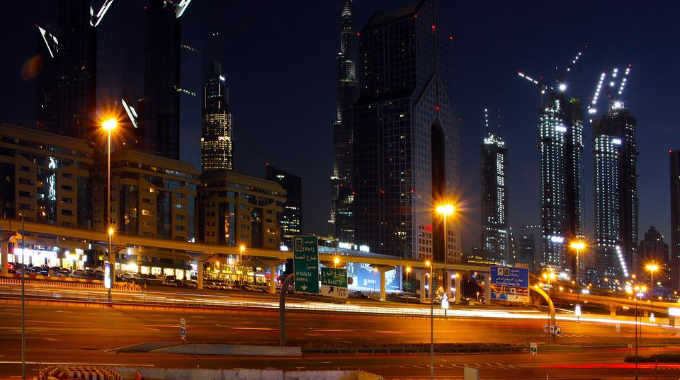 Explore Sheikh Zayed Road