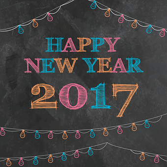 happy new year 2017 new year