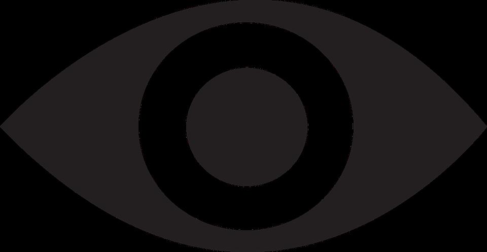 Eye Icon Symbol Free Vector Graphic On Pixabay