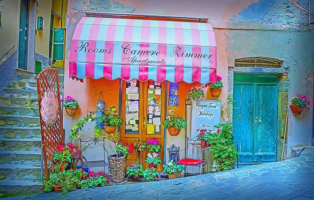Italian Painting Street 183 Free Image On Pixabay