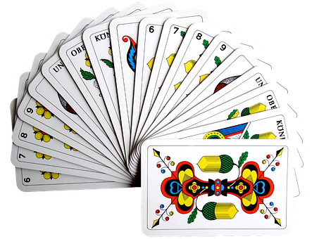 Playing Cards, Poker Card, Casino