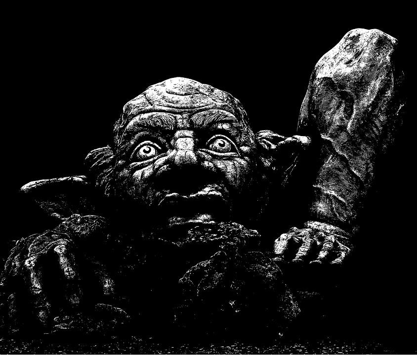 Troll Fantasy Monster  Free Image On Pixabay-9873