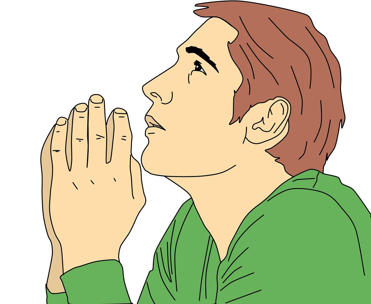 картинки как человек молиться главных