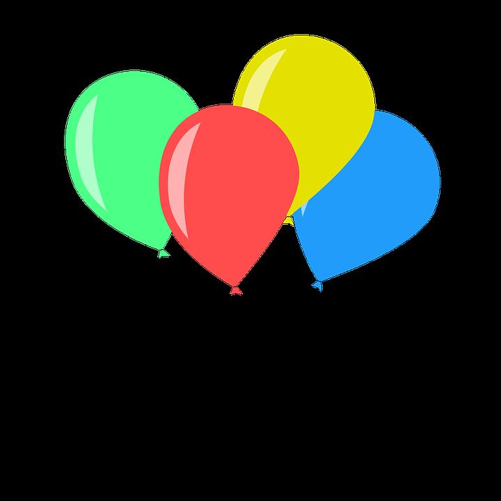 Воздушный шарик картинка