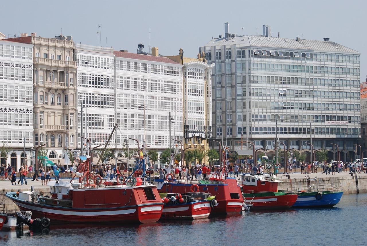 Coruna, Spain