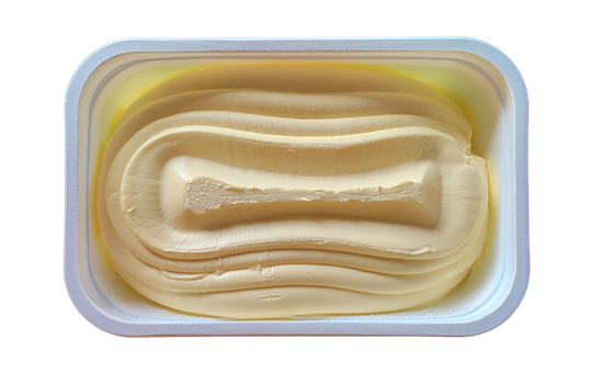 Butter, Tub, Margarine, Article