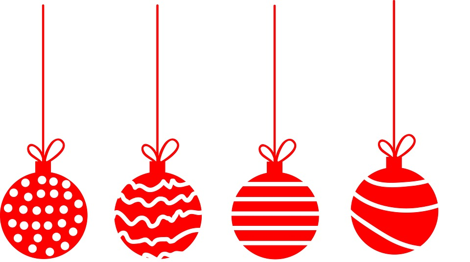 Balls Christmas Red Free Image On Pixabay