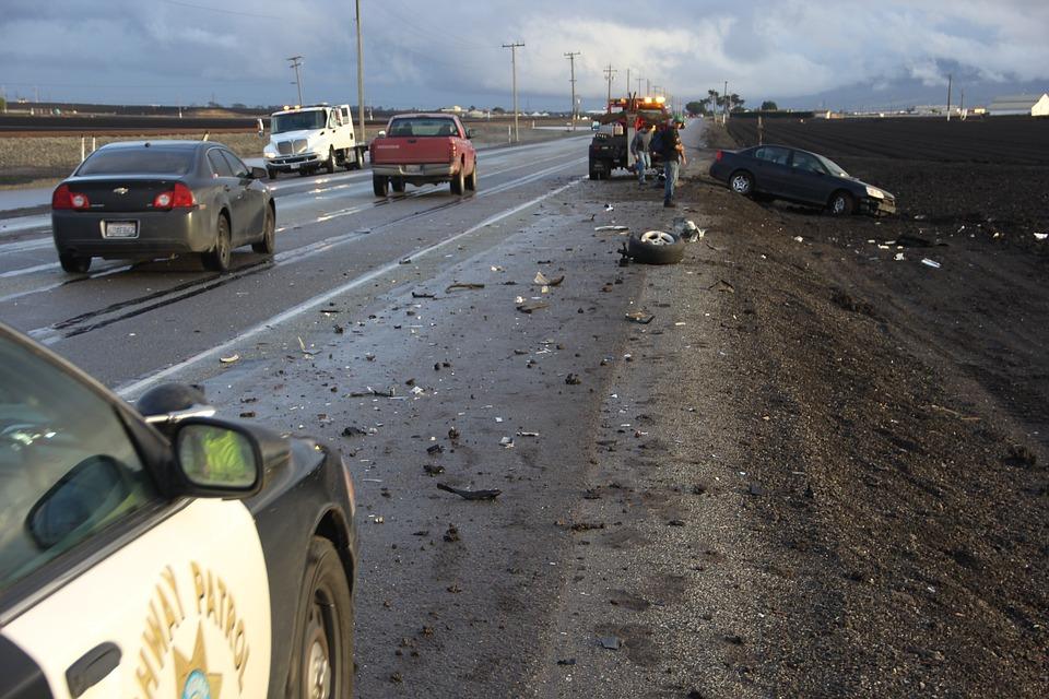 Autounfall Straßenrand Trübe · Kostenloses Foto auf Pixabay