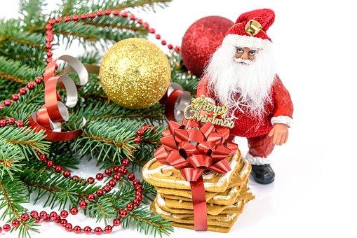 Merry Christmas, Mikołajki, Mikołaj