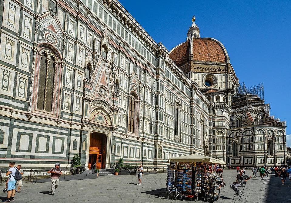 Dóm, Florence, Firenze, Tuscany, Székesegyház