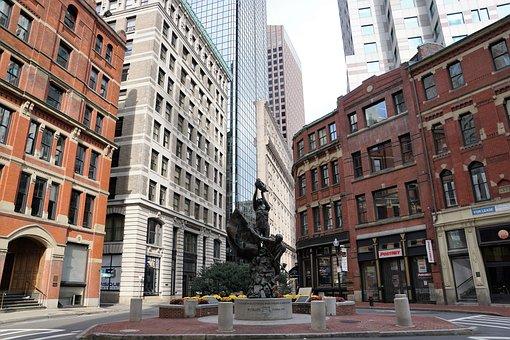 Boston, Usa, America, Travel, Holidays