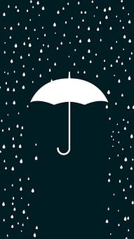 Umbrella, It'S Raining, Wallpaper