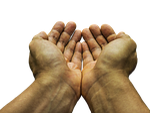begging, hands, poor