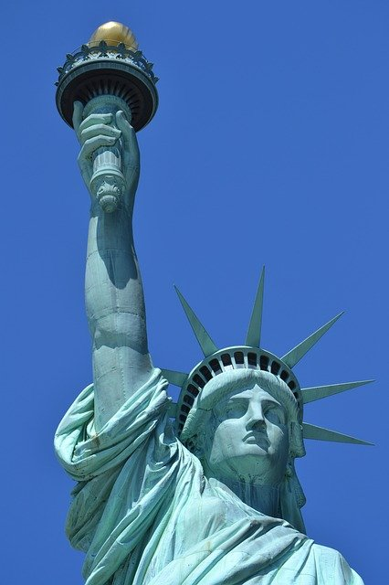 statue of liberty craft free photo statue of liberty new york city free image 5492