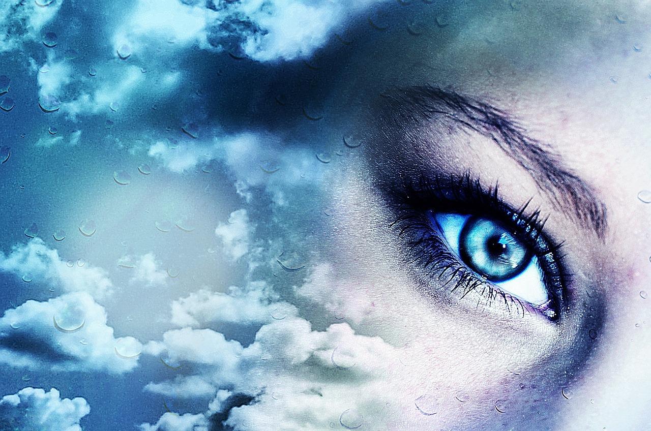 материала для картинка глаза неба синего кристаллы ценятся ниже