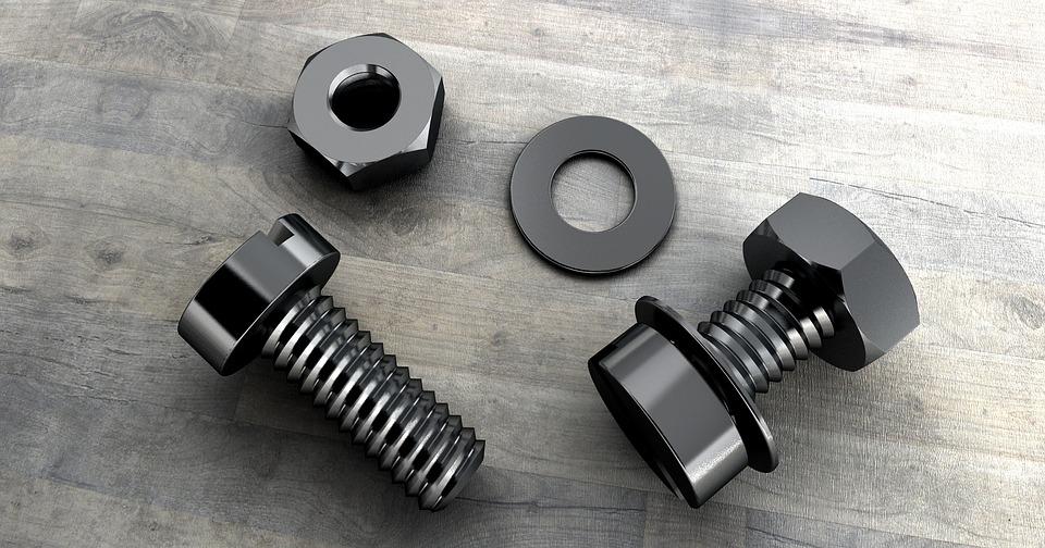 Screw, Thread, Technology, Screw Nut, Metal