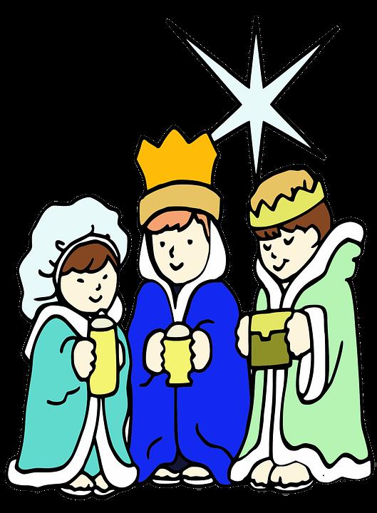 Magi Julen Stjerne Over Bethlehem - Gratis billeder på Pixabay