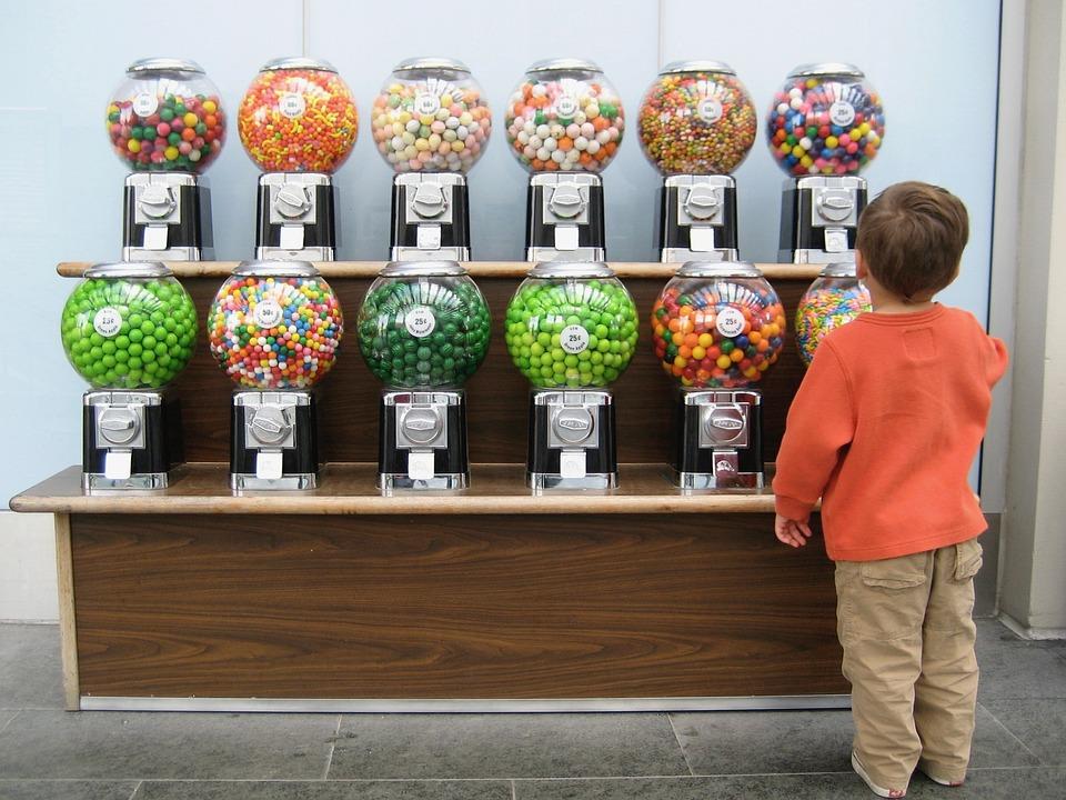 Snoep, Snoepgoed, Suiker, Banketbakkerij, Kleurrijk