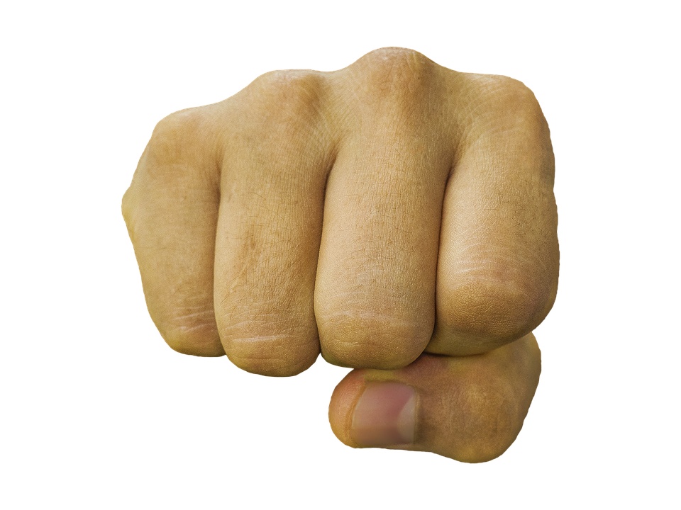 Hand Punch Power - Free photo on Pixabay